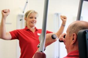 Medizinische Trainingstherapie (MTT) in der Reha-Klinik