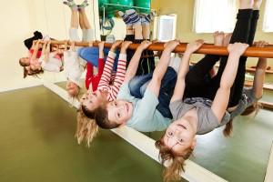 Moderne Kinderrehabilitation im Jahr 2014.