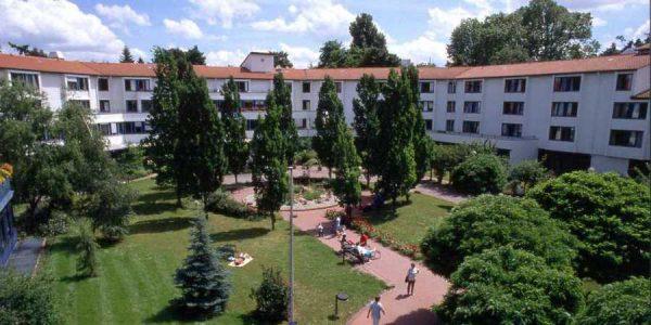 AHG Klink für Psychosomatik in Bad Dürkheim öffnete nach umfassender Sanierung die Türen