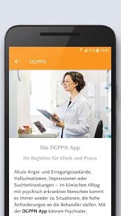 DGPPN launcht App für den klinischen Alltag