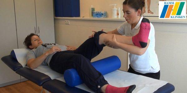 Arbeiten in den Hamm-Kliniken: Berufsgruppe Therapie