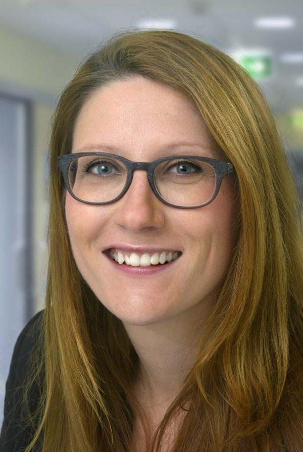 Anna Berrischen leitet die Helios Klinik Bergisch-Land