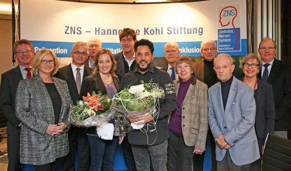 Adel Tawil neuer Präsident der ZNS – Hannelore Kohl Stiftung