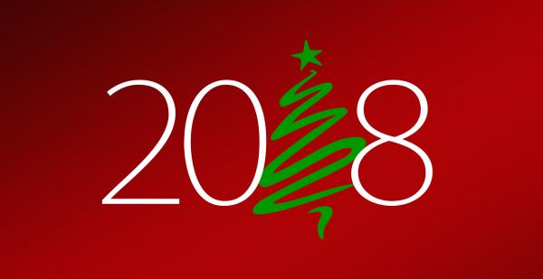 Frohes Weihnachten und ein erfolgreiches Jahr 2018