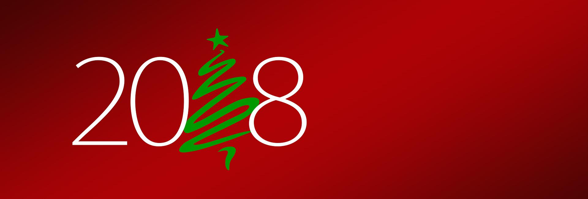Frohe Weihnachten und ein erfolgreiches Jahr 2018