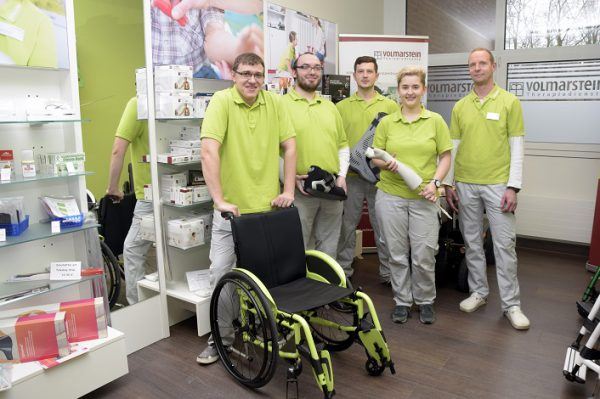 High-Tech und solides Handwerk