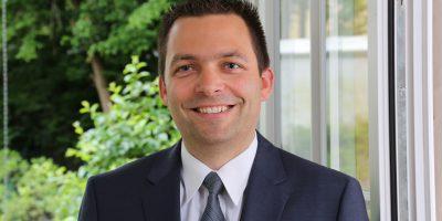 Bastian Liebsch ist neuer Geschäftsführer der Dr. Becker Klinikgruppe.
