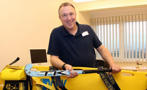 Chefarzt aus Bad Lippspringe bei der Hockey-WM in Berlin im Einsatz