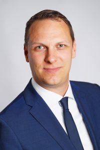 Dr. Tim Kleiber ist neuer Verwaltungsdirektor der Dr. Becker Rhein-Sieg-Klinik.
