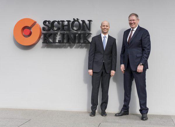 Dr. Markus Hamm (l.), Dieter Schön