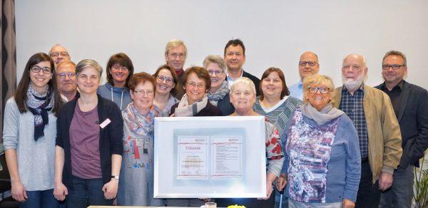 St. Franziska-Stift Bad Kreuznach erneut ausgezeichnet