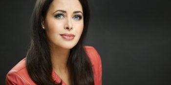 """Annika de Buhr - Moderatorin des Magazins """"Gesund tv"""" bei health tv. Quellenangabe: """"obs/health tv"""""""