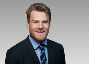 MEDIAN Chief Development Officer Benedikt Simon