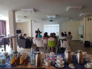 Im Rahmen der Eröffnung des Rheinisch-westfälischen Zentrums für Frührehabilitation und Beatmung fand in der Dr. Becker Rhein-Sieg-Klinik am vergangenen Mittwoch eine Seminartagung für Sozialdienste statt.