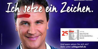 Neue Kampagne zum Jubiläum / Guido Maria Kretschmer ist prominenter Unterstützer der neuen Kampagne.