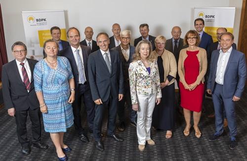 Bundesverband Deutscher Privatkliniken e.V. mit neuer Führungsriege