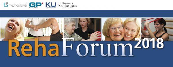 RehaForum am 17. und 18. September 2018 in Bonn