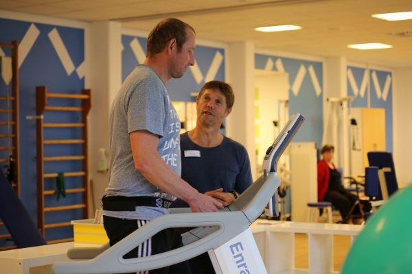 Modernes Trainingskonzept in der Gangrehabilitation nach Schlaganfall in der Schwarzwaldklinik Bad Krozingen