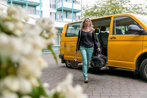 Stabwechsel in der Klinikleitung - Vera Effenberger übergibt nach 27 Jahren an der Spitze an Orlen Freier