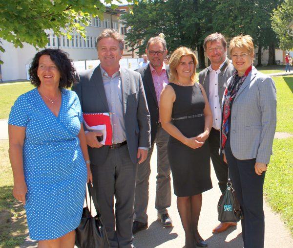 Waldburg-Zeil Fachkliniken Wangen: Versorgung vom Patienten her denken und leben