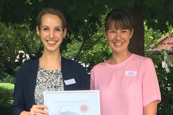 Dr. Becker Klinik Möhnesee erneut als familienfreundliches Unternehmen ausgezeichnet