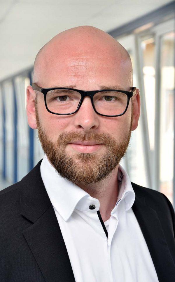 Matthias Waschkies leitet die Helios Klinik Bergisch-Land