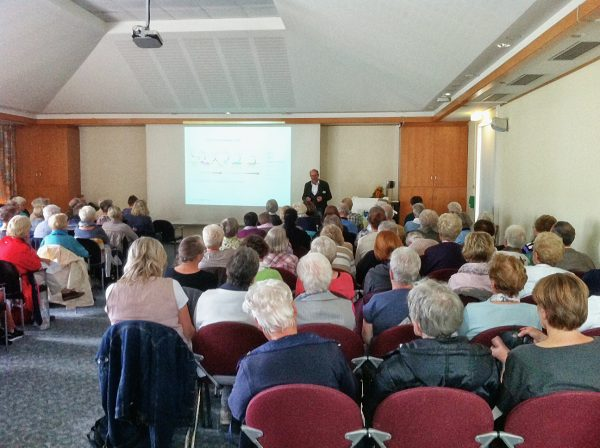 Dr. Becker Rhein-Sieg-Klinik lädt zum 18. Osteoporose-Patiententag