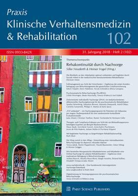 Reha-Nachsorge: wie Patienten lernen, langfristig einen gesunden Lebensstil umzusetzen