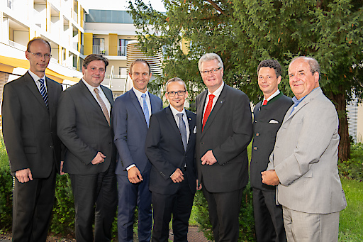 Österreich: Vierzig Jahre Klinikum Malcherhof Baden