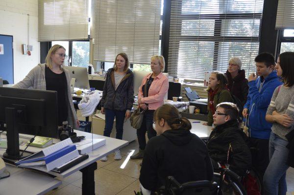 Berufserkundungstag lockt viele Besucher ins Volmarsteiner Berufsbildungswerk (BBW)