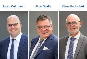 Geschäftsführer-Wechsel bei der m&i-Klinikgruppe Enzensberg, Etzel Walle folgt auf Klaus Krotschek