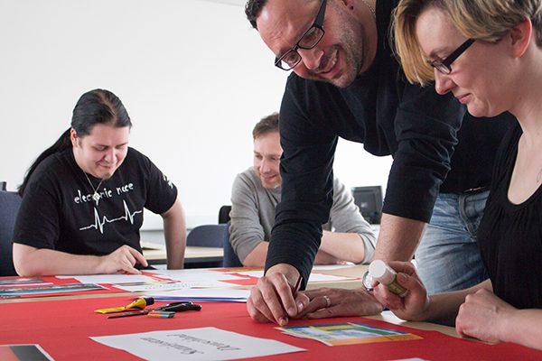 Die Zahl der Umschulungsabbrecher mit psychischen Diagnosen ist seit Eröffnung des BTZ Leipzig um 64 Prozent zurückgegangen. © A. Starke, BFW Leipzig