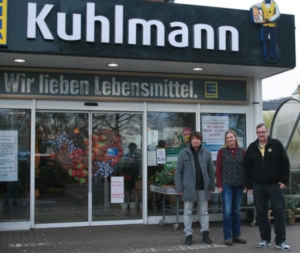 Einblicke hinter die Ladentheke: Patienten der Adaption starten erste berufliche Schritte im EDEKA Kuhlmann in Bad Essen