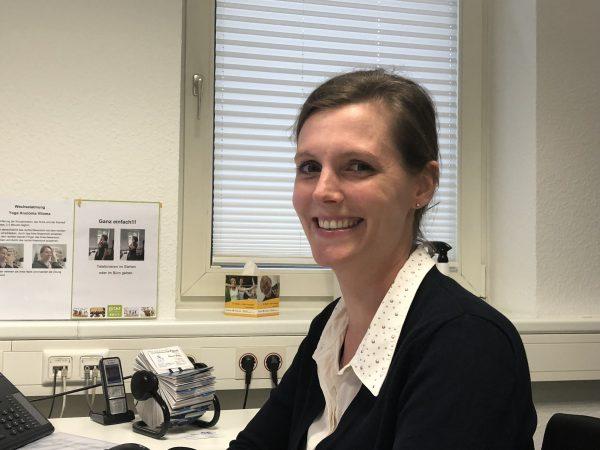 Neue Standortmanagerin im Zentrum für seelische Gesundheit Bremen