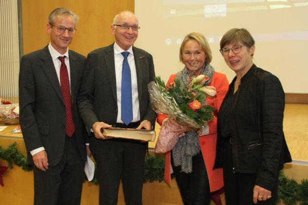 Mühlenbergklinik verabschiedet Prof. Eike Hoberg in den Ruhestand