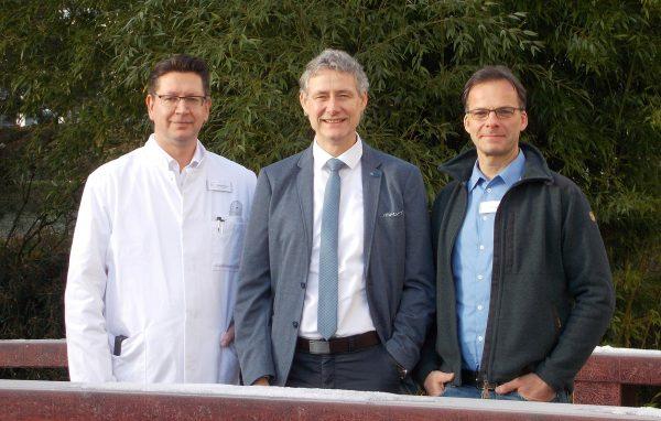 Neues Chefärzte-Team an der MEDIAN Parkklinik Bad Rothenfelde steht