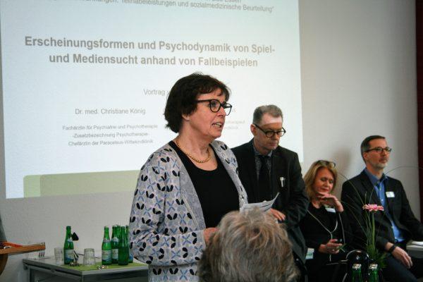 Trägerübergreifende DRV-Tagung in den Paracelsus-Kliniken Bad Essen