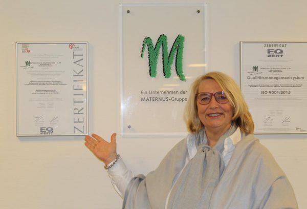 Top Qualitätsmanagement bei MATERNUS-Klinik