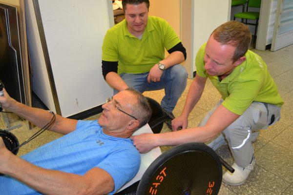 Paralympics-Sieger lobt Volmarsteiner Maßarbeit