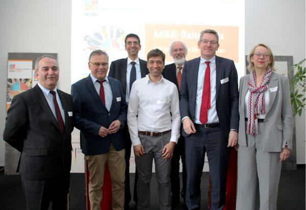 Deutsche Rentenversicherung fördert Rehabilitation bei Migranten und Migrantinnen