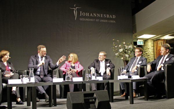 Jens Spahn setzt auf Prävention und Rehabilitation