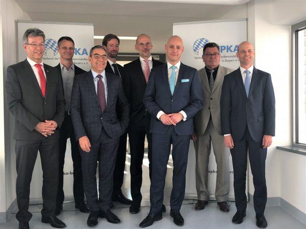 Dr. York Dhein engagiert sich im Vorstand des VPKA Bayern