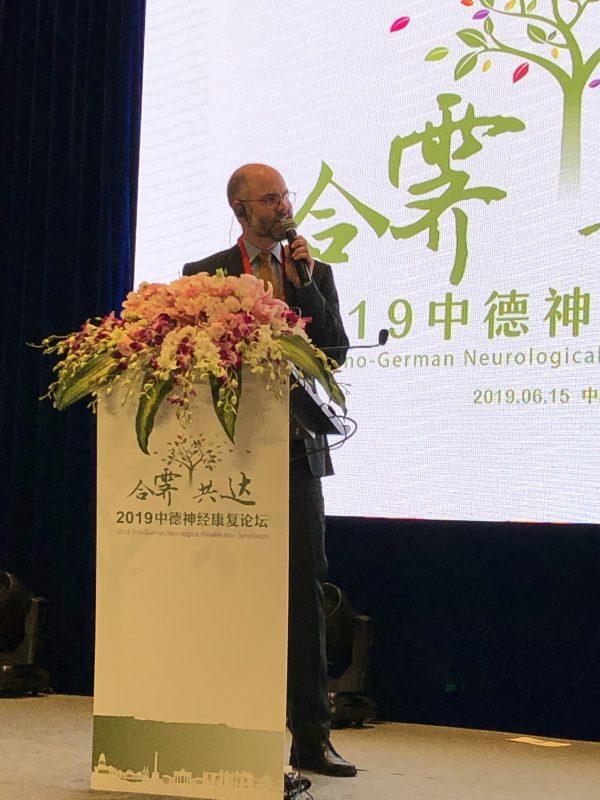Nümbrecht goes Shanghai: Deutsch-chinesischer Austausch für eine gelungene Reha