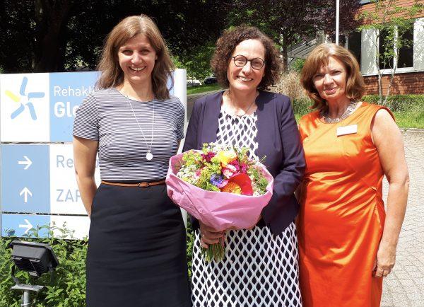 Neue Ärztliche Direktorin für die Rehaklinik Glotterbad und das ZAPR Glotterbad