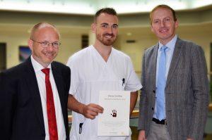 Hygiene-Auszeichnung für Rehafachzentrum