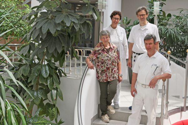 Wenn Rheuma ins Auge geht. Rheumaklinik Ostbayern und Rehafachzentrum Bad Füssing-Passau informieren über Sjögren-Syndrom.