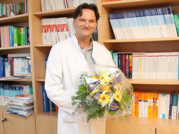 Paracelsus-Klinik Scheidegg: Chefarzt Holger G. Hass jetzt Privatdozent