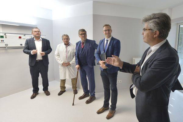 Frührehabilitation der MEDIAN Heinrich-Mann-Klinik wird zu Thüringens größter Intensivstation