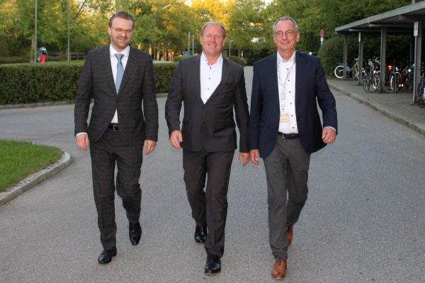 Prof. Dr. Gert Krischak ist neuer Präsident der Deutschen Gesellschaft für Physikalische und Rehabilitative Medizin