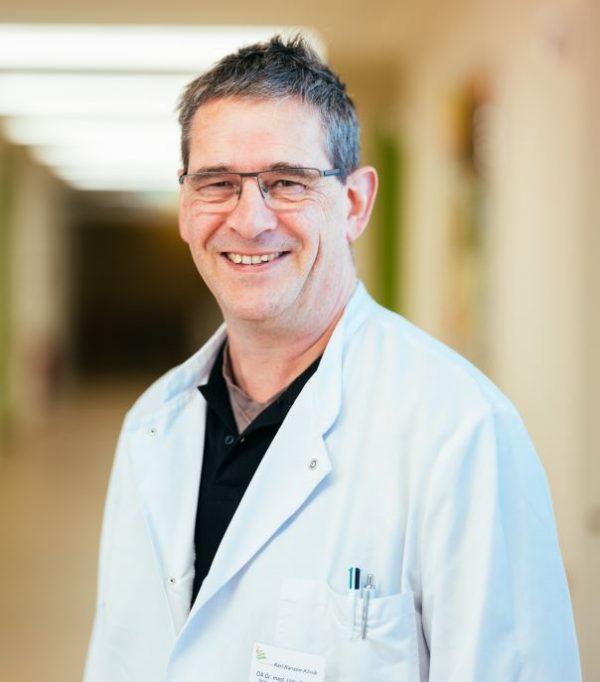 Dr. Udo Dietrich ist neuer Chefarzt in der Karl-Hansen-Klinik Bad Lippspringe